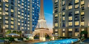 Kanakia Paris – 3 BHK