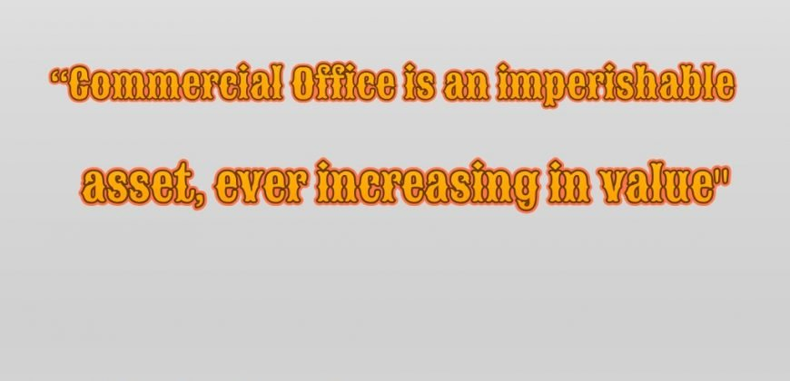 Office in Vashi @42lacs Only…